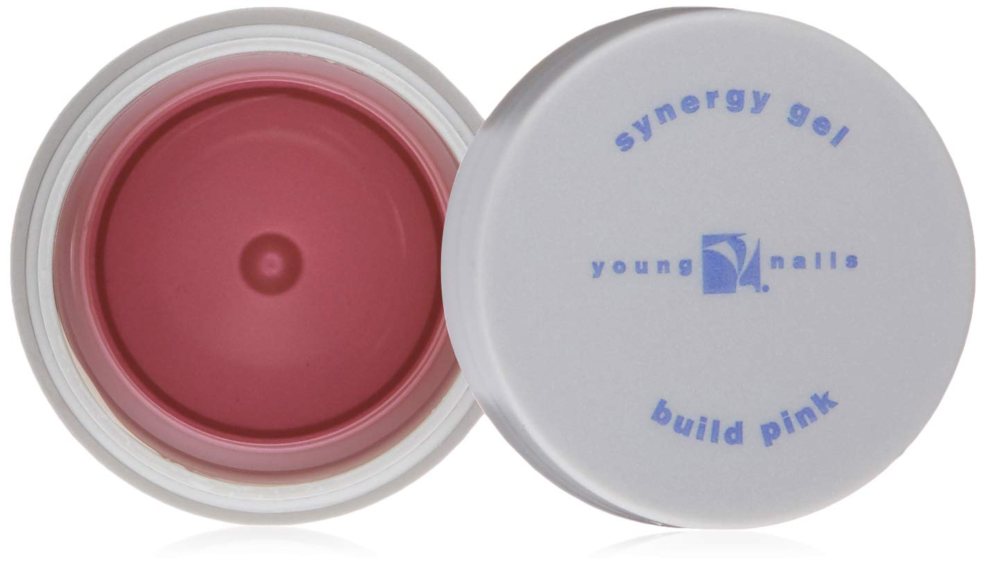 YOUNG NAILS Build Gel, Pink, 30 g.