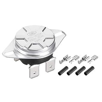 Amazon.com: ZCHXD KSD302T Thermostat, Temperature Control ...