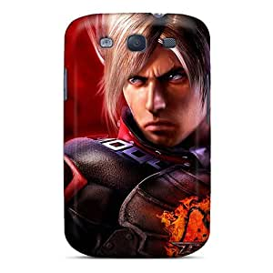 Tpu Case Cover Compatible For Galaxy S3/ Hot Case/ Tekken Lars