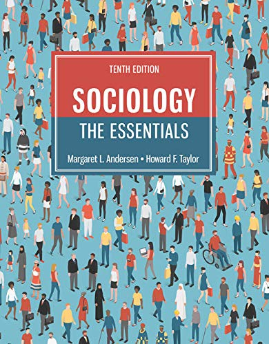MindTap for Andersen's Sociology: The Essentials, 10th Edition [Online Code]