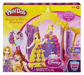 Play-Doh Disney Princess Design-a-Dress Boutique Set (B00ECCVQZA) | Amazon price tracker / tracking, Amazon price history charts, Amazon price watches, Amazon price drop alerts