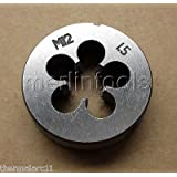 12mm x 1.5 Metric Right hand Die M12 x 1.5mm Pitch