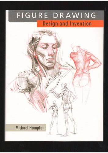 Cast Drawing: Design and Invention (2013 Edition) -By Michael Hampton