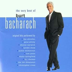 Burt Bacharach The Shirelles Gene Pitney Dionne Warwick