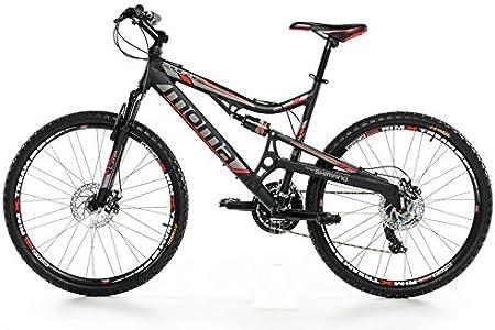 Moma Bicicleta Equinox 26 (M): Amazon.es: Deportes y aire libre