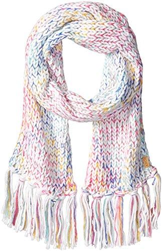 - Roxy SNOW Junior's Nola Scarf, Bright White, One Size