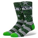 Stance Men's Seahawks Banner Socks