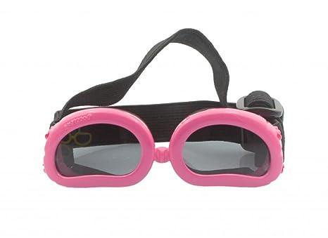 Pet Leso® Doggles impermeable gafas de sol gafas para gatos o perros pequeños