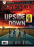 NEWEST GUIDE: Beckett Non-Sports Update Bi-Monthly Price Guide (October 5, 2018 release, Upside Down cover)