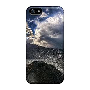 Premium Amazing Seascape Heavy-duty Protection Cases For Iphone 5/5s