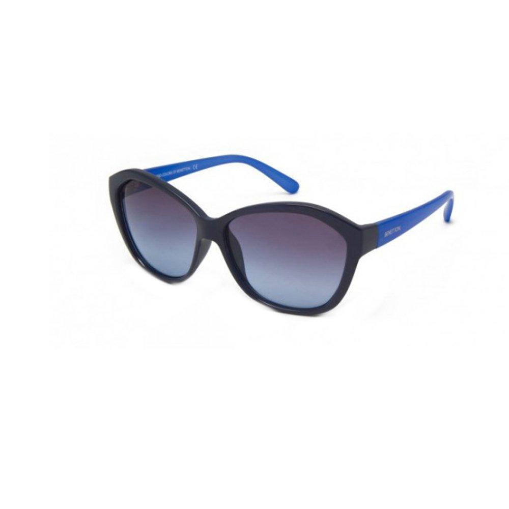 United Colors of Benetton BE936S03 Gafas de sol, Violet/Blue ...
