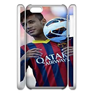 Design Cases iphone6 4.7 3D Cell Phone Case White Neymar Pppar Printed Cover
