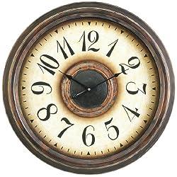 Cooper Classics 4808 Potter Clock