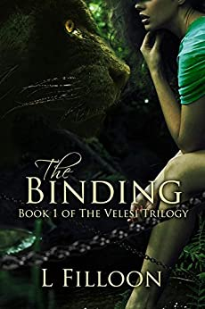 The Binding (The Velesi Trilogy Book 1) (English Edition) de [Filloon, L.]