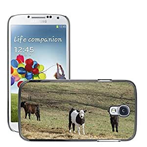 Super Stella Slim PC Hard Case Cover Skin Armor Shell Protection // M00149488 Cow Calf Agriculture Animal Cattle // Samsung Galaxy S4 S IV SIV i9500