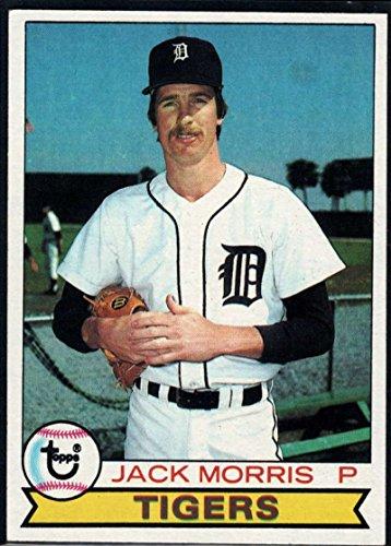 Baseball MLB 1979 Topps #251 Jack Morris Tigers ()
