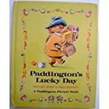 Paddington's Lucky Day, Michael Bond, 0394929195