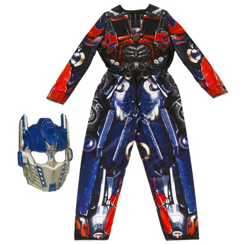 with Transformers Costumes design