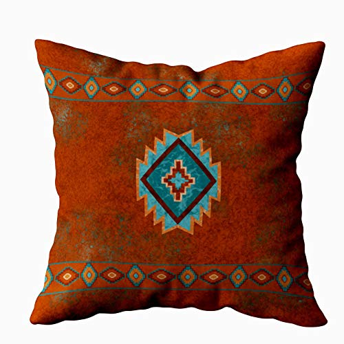 - TOMKEY Hidden Zippered Pillowcase Southwest Canyons Diamond 18X18Inch,Decorative Throw Custom Cotton Pillow Case Cushion Cover for Home Sofas,bedrooms,Offices,and More