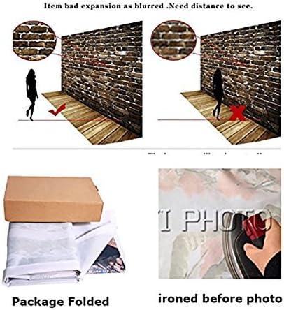3x5ft Vinyl Bookshelf School Library Study Bookcase Photography Studio Backdrop Background