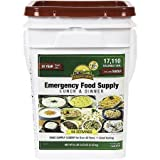Augason Farms Lunch & Dinner Emergency Food Supply, 128.23 Oz
