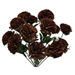 20-Carnation-Bush-Silk-Wedding-Flowers-Bouquets-Centerpieces-12-Carnations