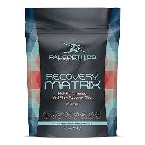 PALEOETHICS High Performance Recovery Matrix Recovery Tea...