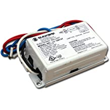 Sunpark LC12013T electronic ballast for 1 32w or 42w triple tube CFL