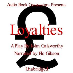 Loyalties Audiobook