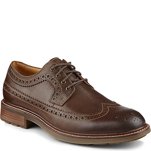 Sperry Gold Cup Annapolis Oxford Brown