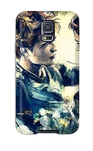 Rachel Kachur Bordner's Shop Tpu Case Skin Protector For Galaxy S5 Fan Art With Nice Appearance