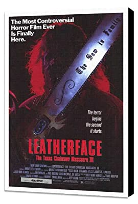 Leatherface: The Texas Chainsaw Massacre 3 27 x 40 Movie Poster - Style A - Museum Wrapped Canvas