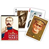 Piatnik WW1 Centenary Playing Cards Single Deck