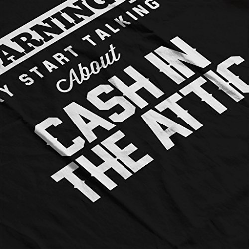 In Talking May Sweatshirt About Warning Black Cash Start Women's Attic The qEFwxX