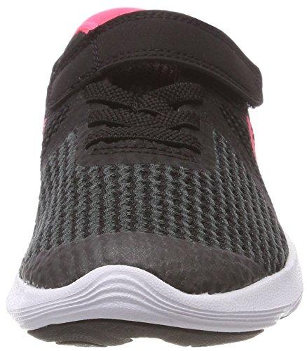 004 Pink white racer psv 4 Nike Nero 28 5 black Revolution Scarpe Running Eu 004 Bambina zZv1qav
