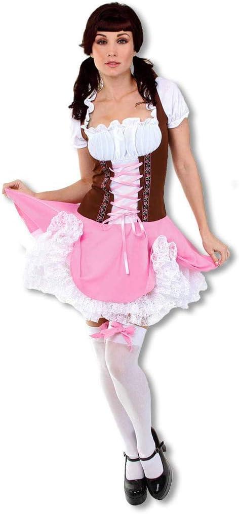 Horror-Shop Disfraz De Heidi Sexy Grande: Amazon.es: Juguetes y juegos
