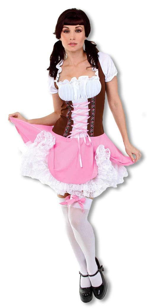 Horror-Shop Traje Heidi Sexy Xlarge: Amazon.es: Juguetes y juegos