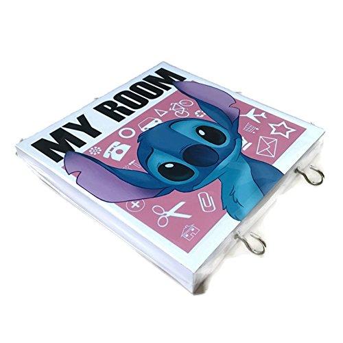 Agility Bathroom Wall Hanger Hat Bag Key Adhesive Wood 2 Hooks Vintage Pink Stitch My Room's (Dragonfly Needlepoint Kit)