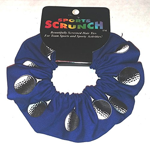 - Golf Scrunchie, many colors (Navy)
