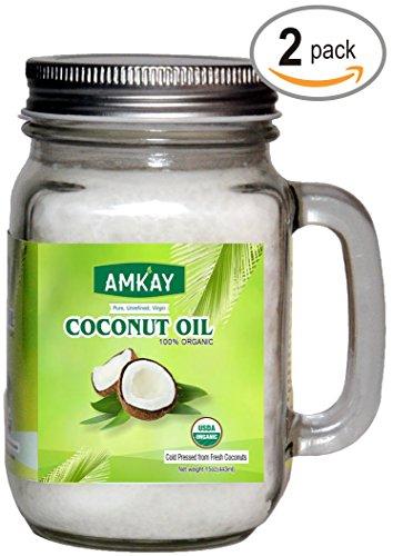 Amkay Organic Unrefined Aromatherapy Certified