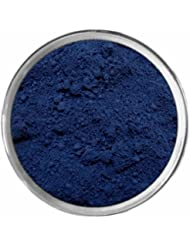 Navy Loose Powder Mineral Matte Multi Use Eyes Face Color Makeup Bare Earth Pigment Minerals Make Up Cosmetics By MAD Minerals Cruelty Free - 10 Gram Sized Sifter Jar