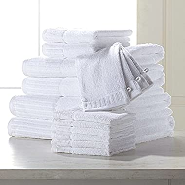 Joy Mongano comfort & joy True perfection luxury towels 16 piece set