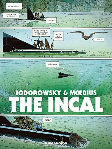 Pdf Graphic Novels The Incal: Limited Edition: Oversized Deluxe