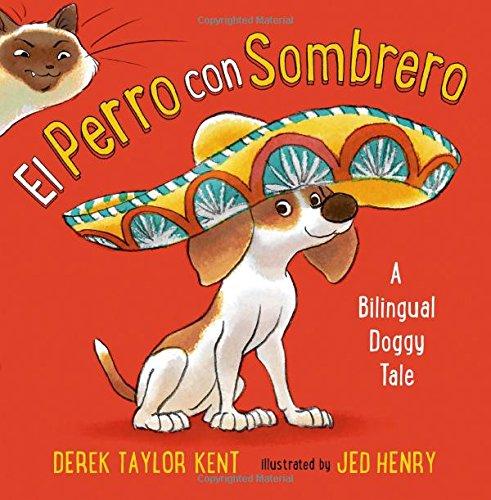 El Perro con Sombrero Bilingual product image