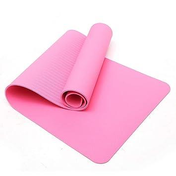 YOOMAT 6MM TPE Esterillas de Yoga Antideslizantes para el ...