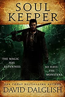 Book Cover: Soulkeeper