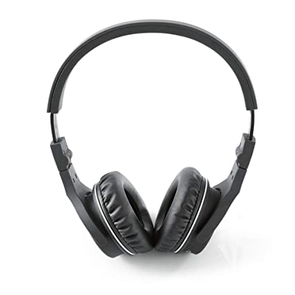 904072e338b Amazon.com: Brookstone Compact Wireless Headphones: Home Audio & Theater