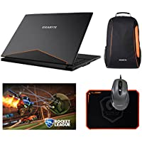 Gigabyte Aero 14Wv7-BK4 Select Edition (i7-7700HQ, 32GB RAM, 512GB NVMe SSD, NVIDIA GTX 1060 6GB, 14 IPS QHD, Windows 10) VR Ready Gaming Notebook – Black