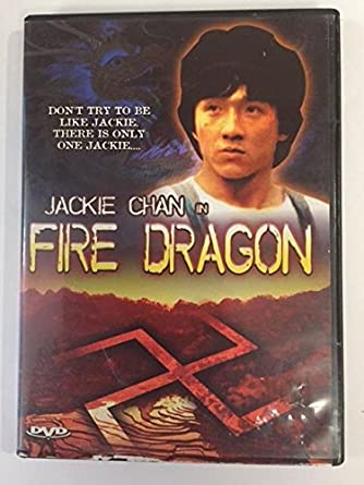 Fire dragon jackie chan