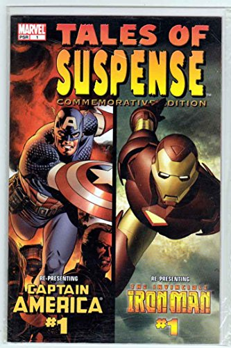 Epting Cover - Tales of Suspense Commemorative Edition - Captain America Iron Man (2004)